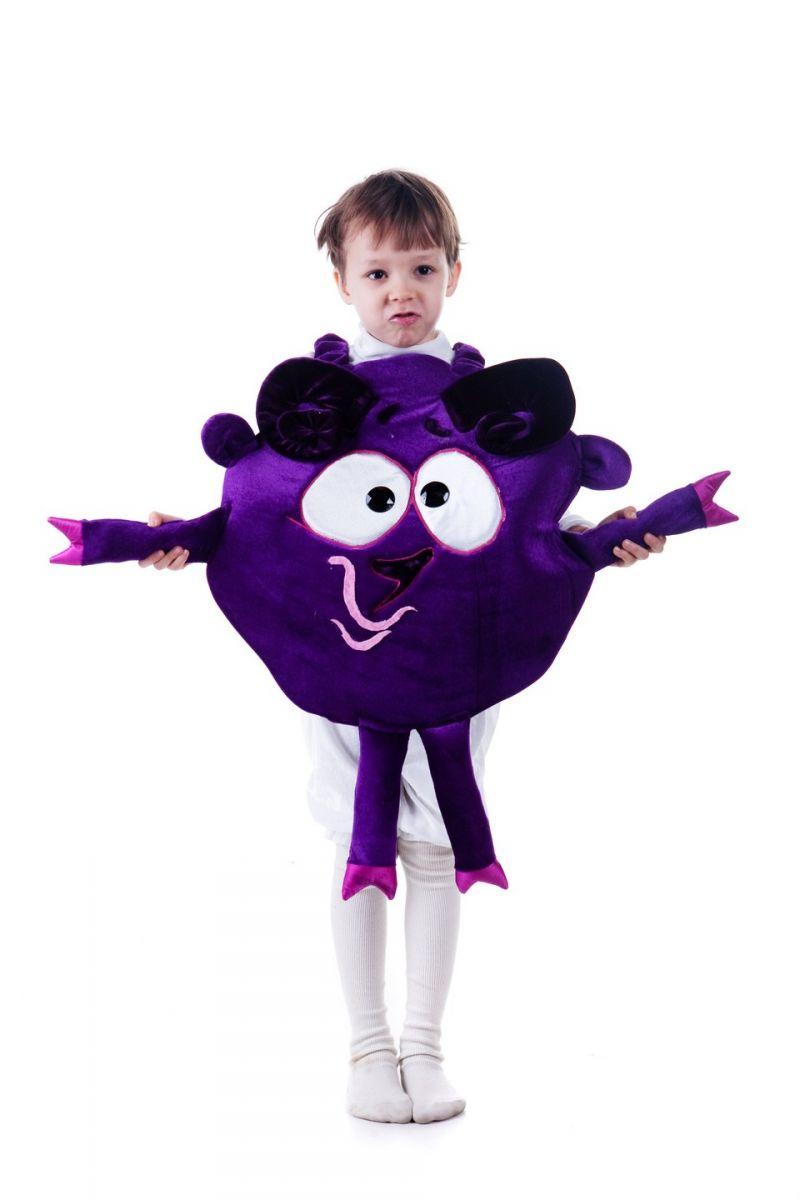 Бараш «Смешарики» карнавальный костюм для мальчика