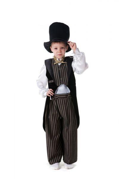 «Джентельмен» карнавальный костюм для мальчика