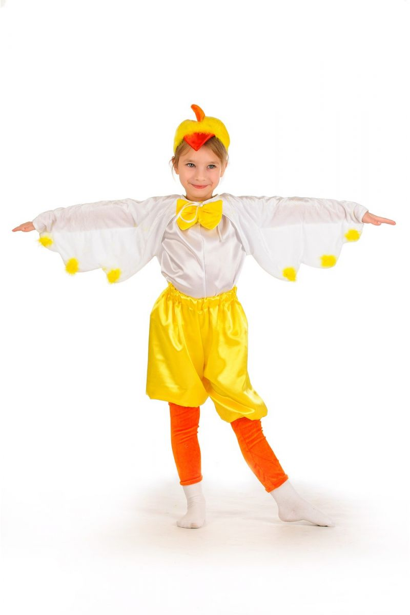 «Цыпленок» карнавальный костюм для мальчика