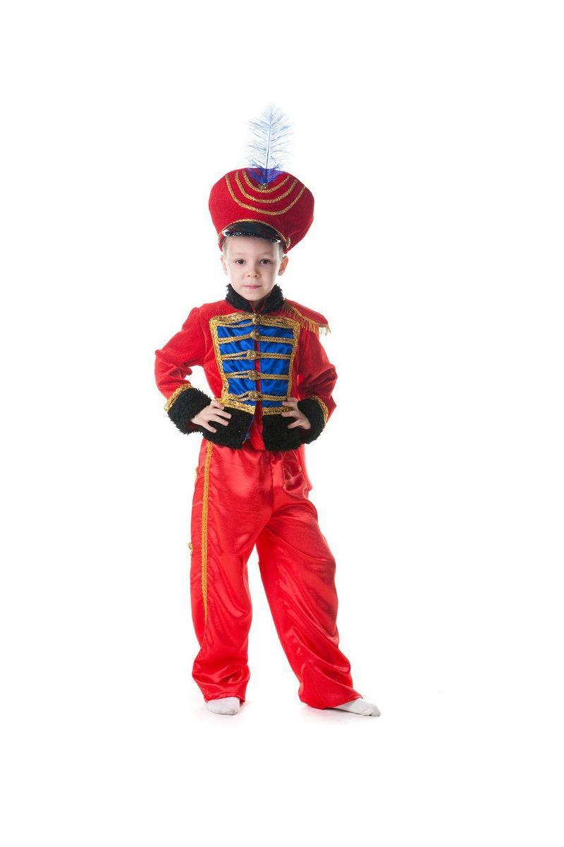 Масочка - «Гусар» карнавальный костюм для мальчиков / фото №365