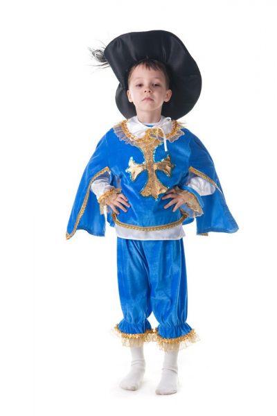 «Мушкетер» карнавальный костюм для мальчика