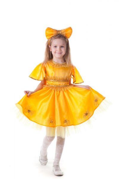 «Куколка» карнавальный костюм для девочки