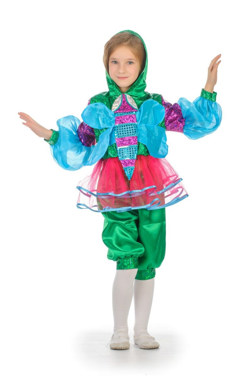 «Стрекоза» карнавальный костюм для девочки