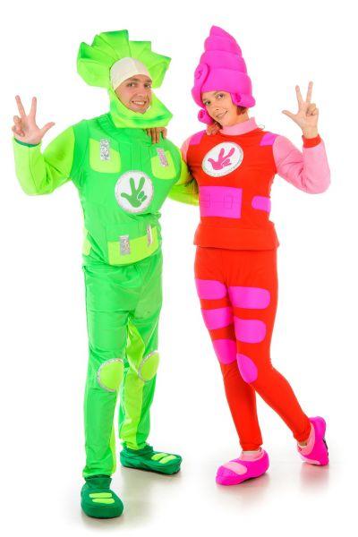 Фиксик «Мася» карнавальный костюм для взрослых