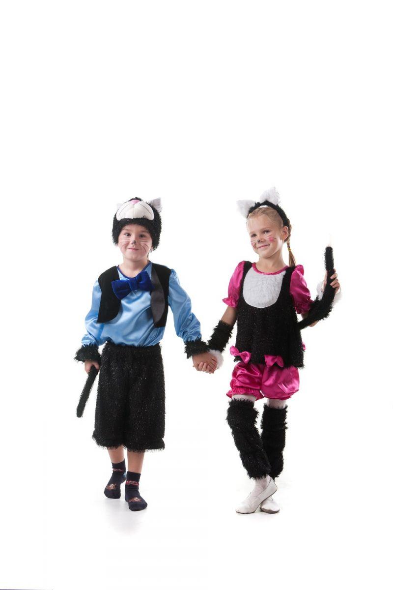 Масочка - «Кошечка с ушками» карнавальный костюм для девочки / фото №392