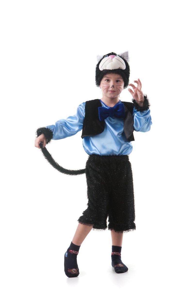 «Кот» карнавальный костюм для мальчика