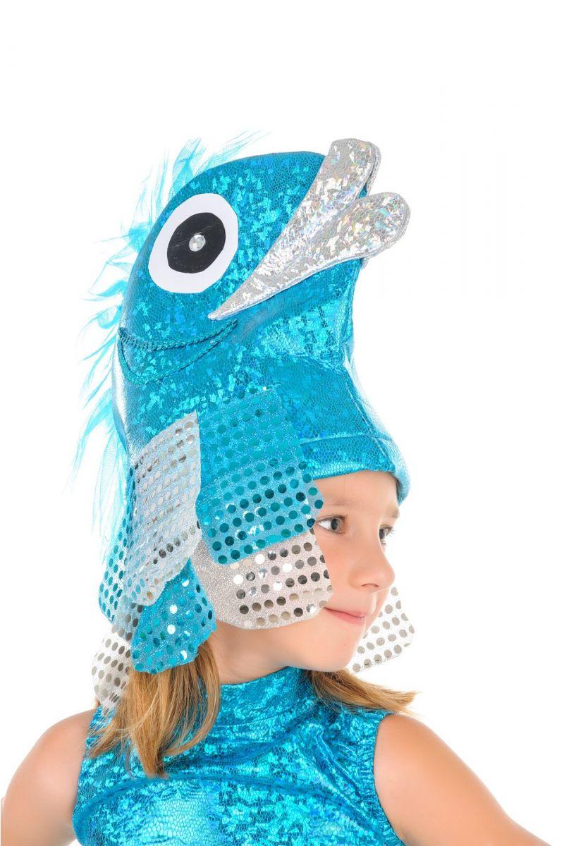 Масочка - «Рыбка со шлейфом» карнавальный костюм для девочки / фото №402