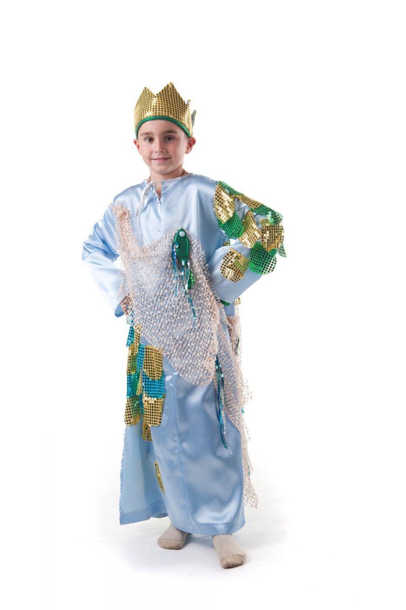 «Нептун» карнавальный костюм для мальчика