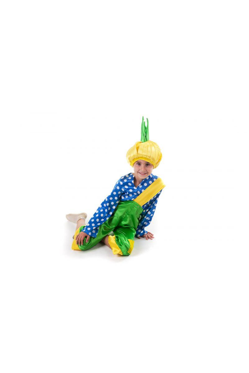 «Чиполлино» карнавальный костюм для мальчика