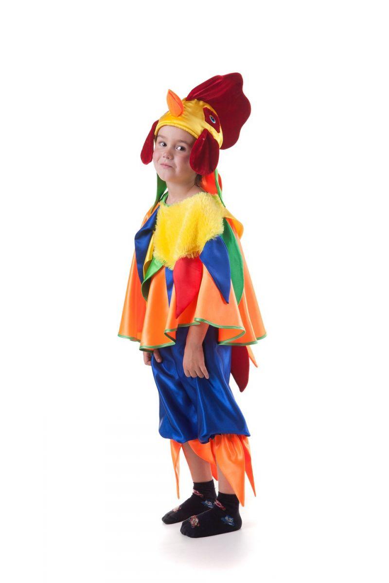 Масочка - «Петух» карнавальный костюм для мальчика / фото №413
