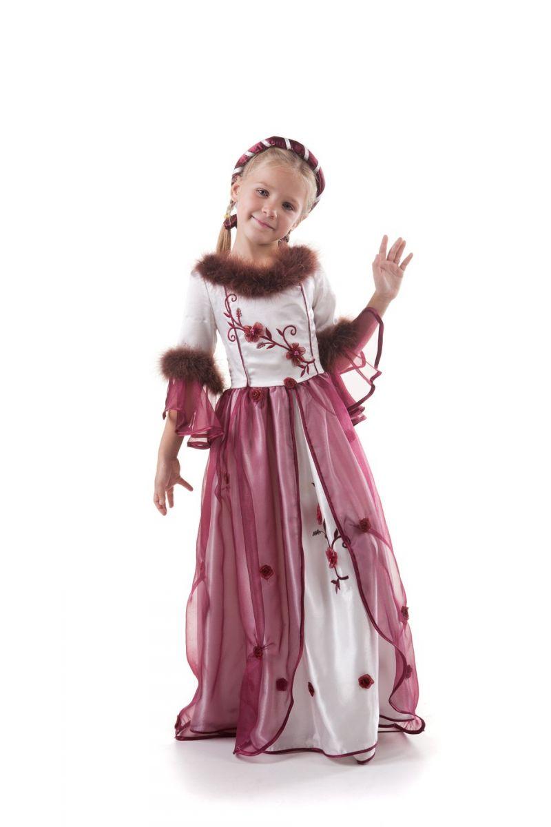 «Джульетта» карнавальный костюм для девочки