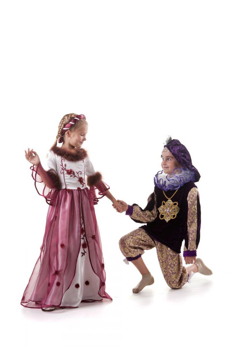 Масочка - «Джульетта» карнавальный костюм для девочки / фото №415