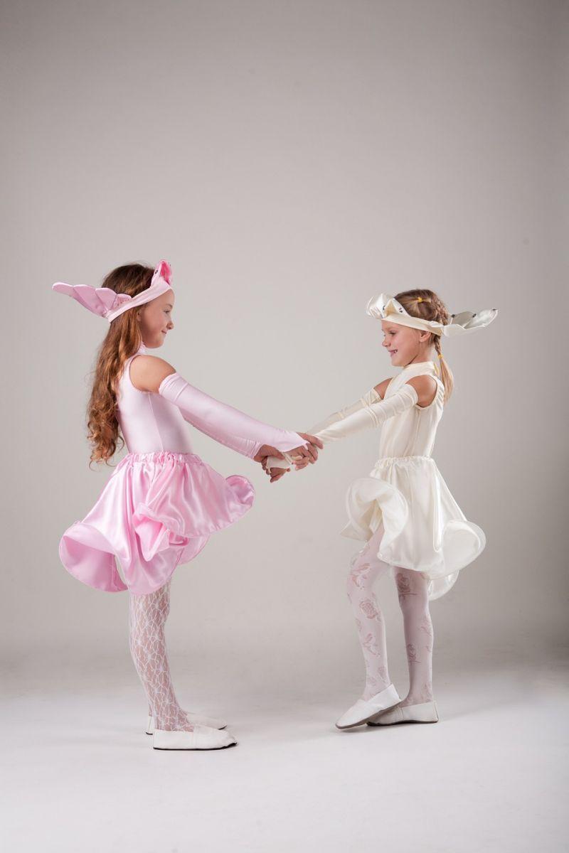 «Жемчужинка» карнавальный костюм для девочки