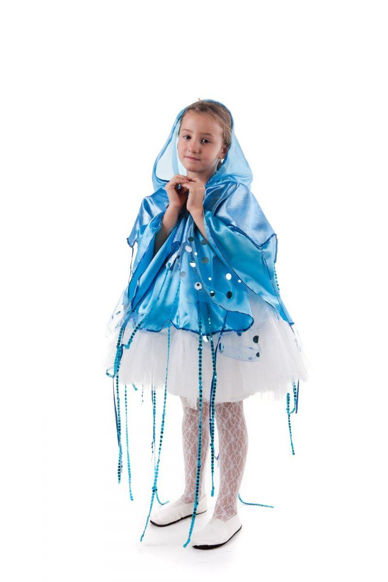 Масочка - «Дождик» карнавальный костюм для девочки / фото №434