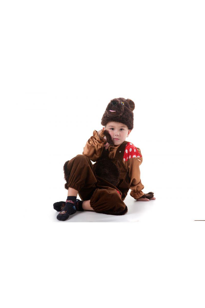 Масочка - «Миша» карнавальный костюм для мальчика / фото №439