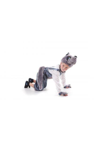 «Волчонок» карнавальный костюм для мальчика