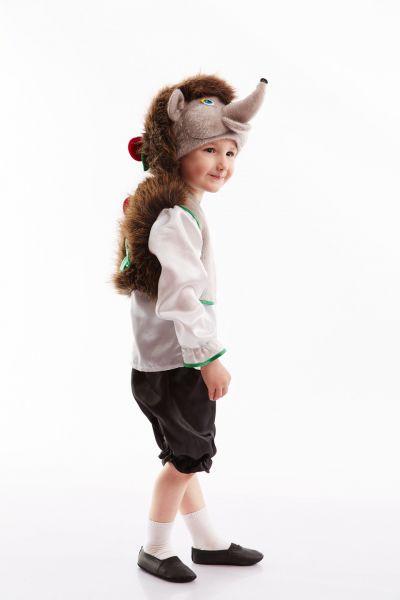 Ёжик «Лесной» карнавальный костюм для мальчика