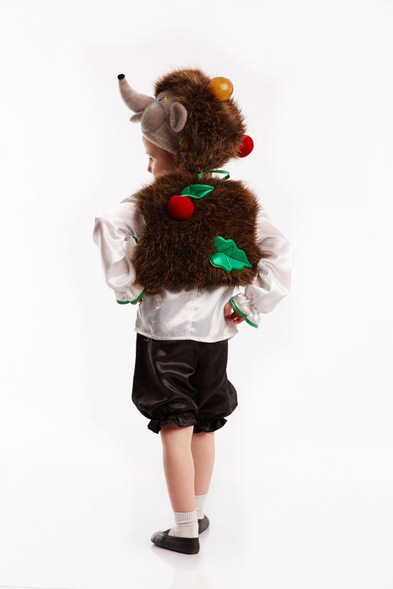 Масочка - Ёжик «Лесной» карнавальный костюм для мальчика / фото №462