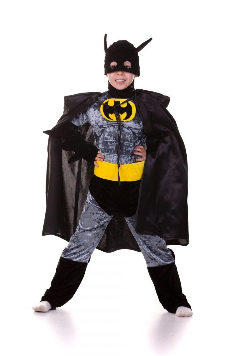 Масочка - «Бэтмен» карнавальный костюм для мальчика / фото №491