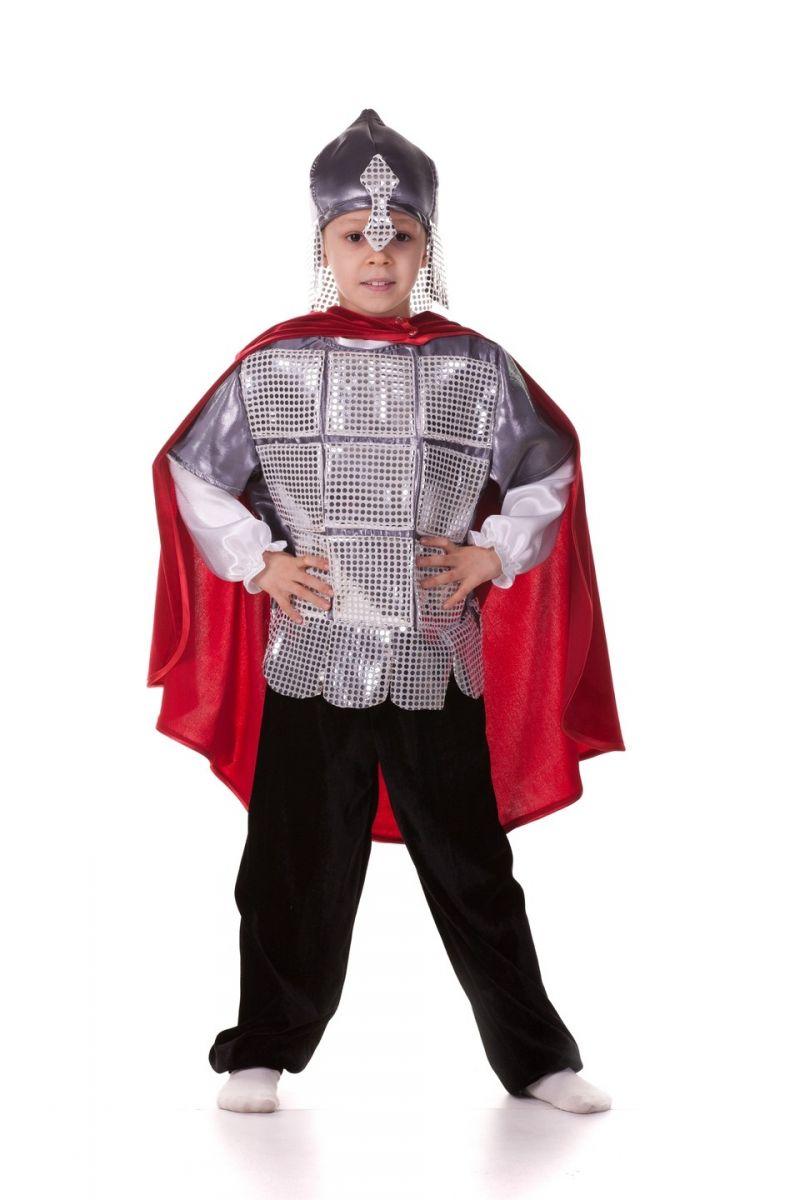 «Богатырь» карнавальный костюм для мальчика