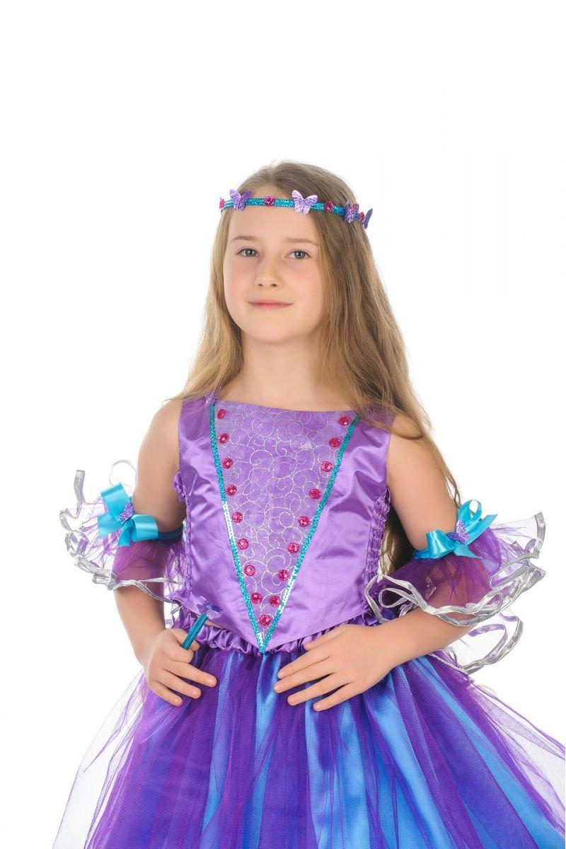 Масочка - «Фея крестная» карнавальный костюм для девочки / фото №494