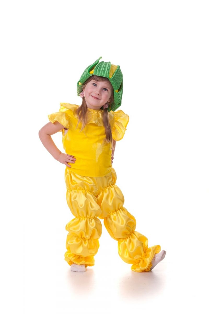«Кукуруза» карнавальный костюм для детей