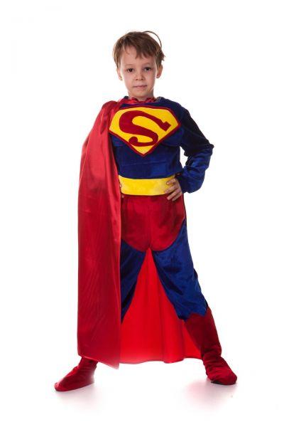 «Супермен» карнавальный костюм для мальчика