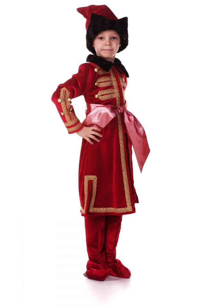Масочка - «Иван Царевич» карнавальный костюм для мальчика / фото №511