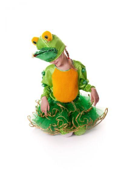 «Царевна-лягушка» карнавальный костюм для девочки