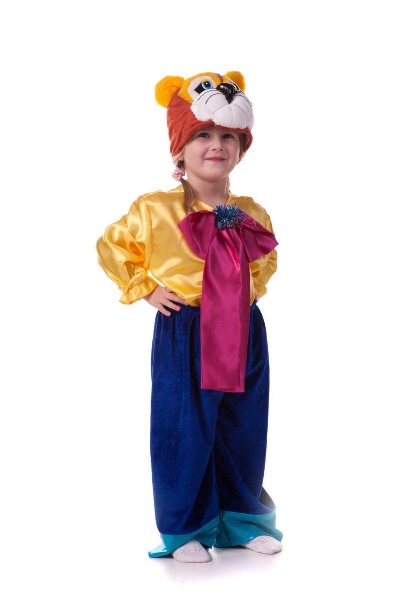 «Кот Леопольд» карнавальный костюм для мальчика