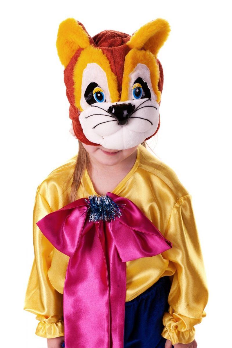 Масочка - «Кот Леопольд» карнавальный костюм для мальчика / фото №517