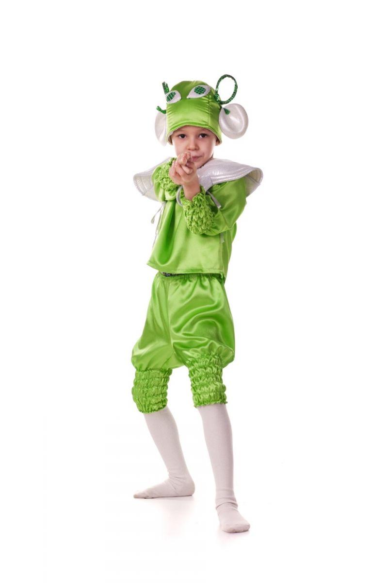 Масочка - « Инопланетянин » карнавальный костюм для мальчика / фото №520