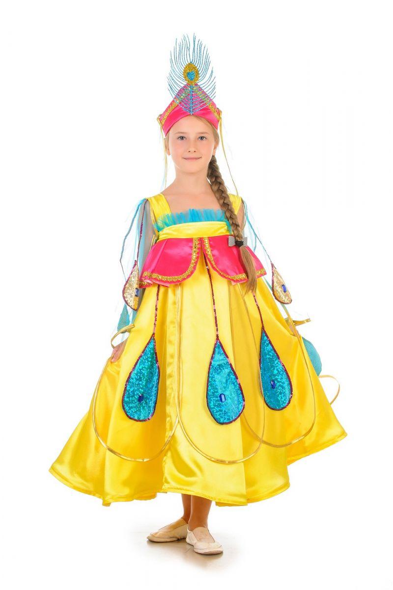 «Жар-птица» карнавальный костюм для девочки