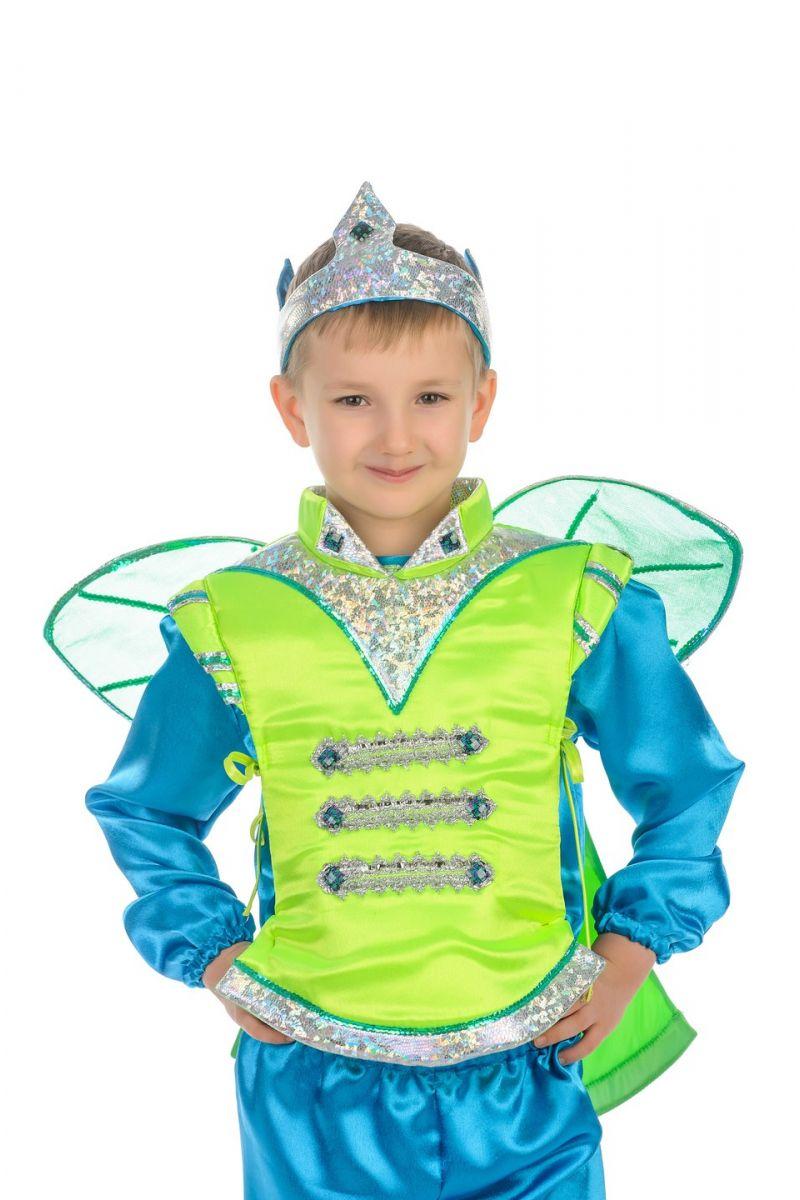 Масочка - «Эльф» карнавальный костюм для мальчика / фото №539