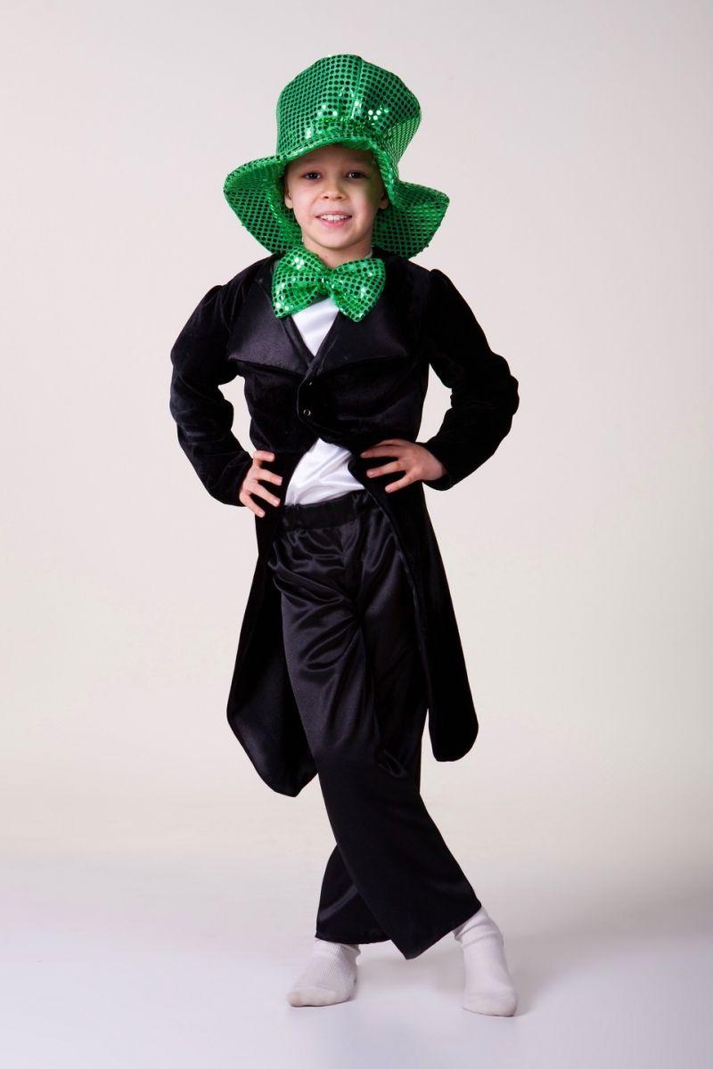 Масочка - «Крот» карнавальный костюм для мальчика / фото №558