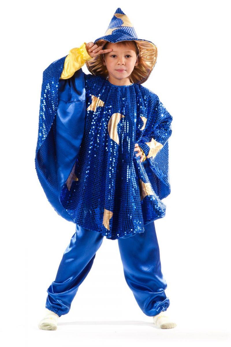 Масочка - «Звездочет» карнавальный костюм для мальчика / фото №569
