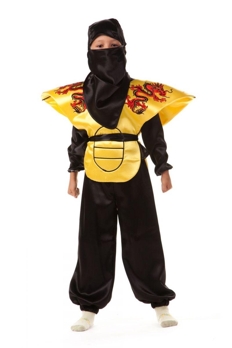 «Ниндзя» карнавальный костюм для мальчика