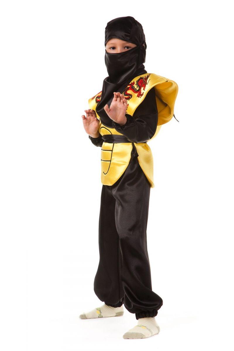 Масочка - «Ниндзя» карнавальный костюм для мальчика / фото №576