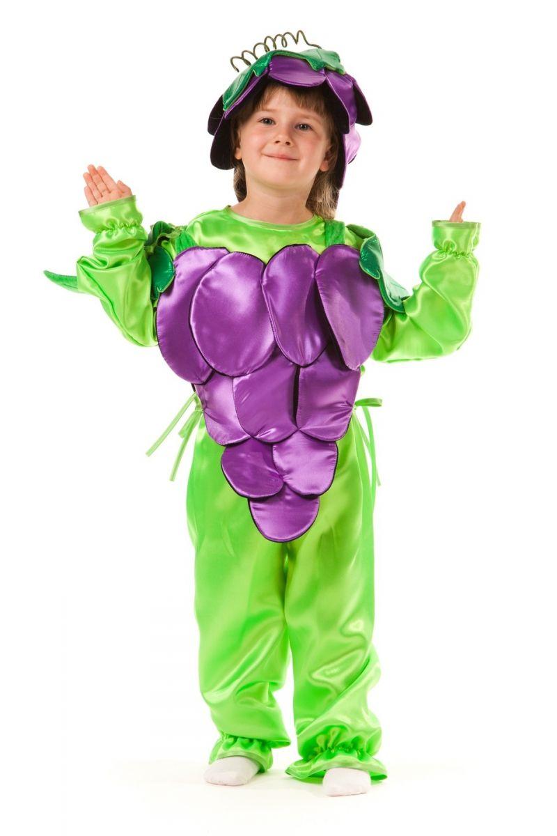 «Виноград» карнавальный костюм для детей