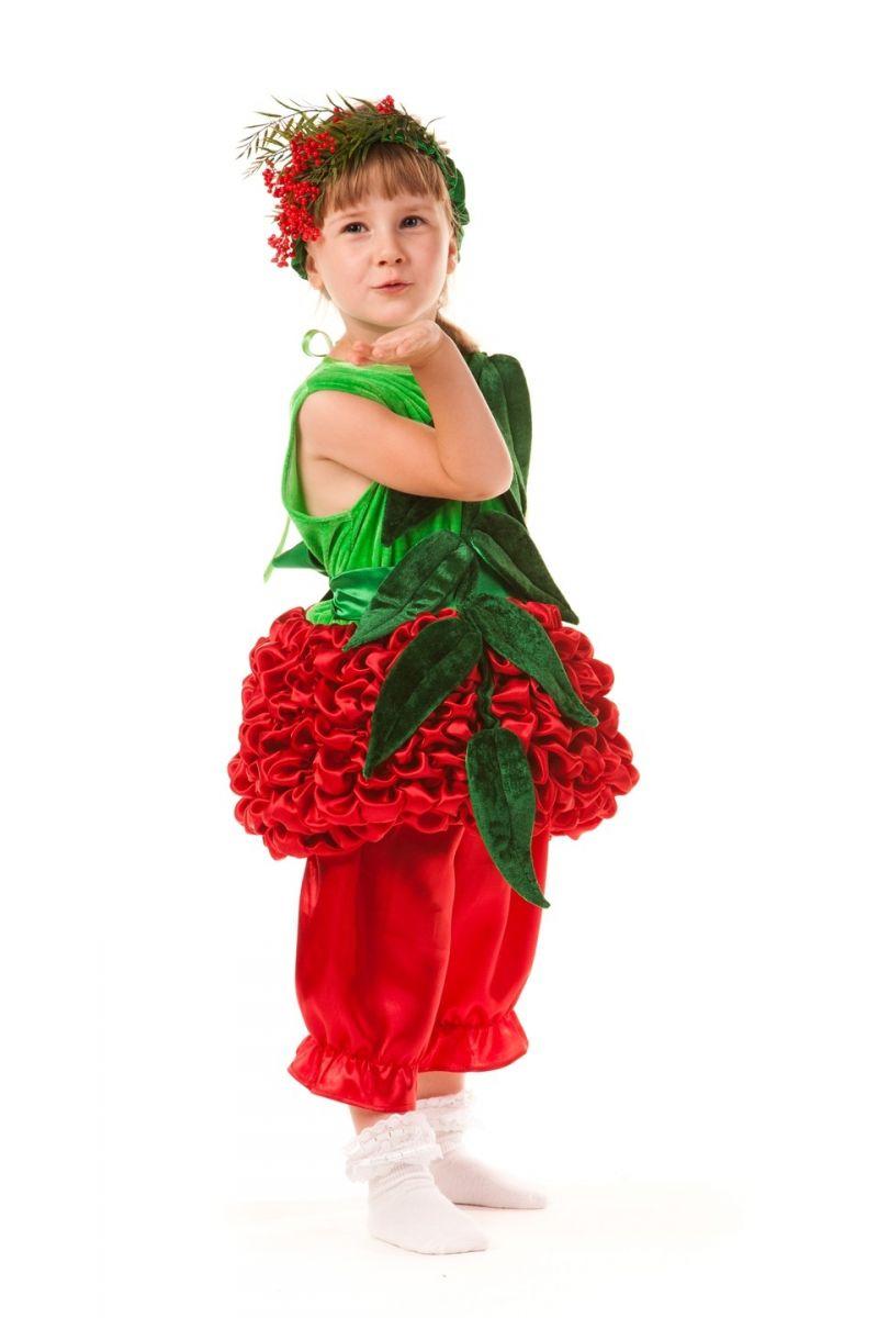 «Калинка-малинка» карнавальный костюм для девочки