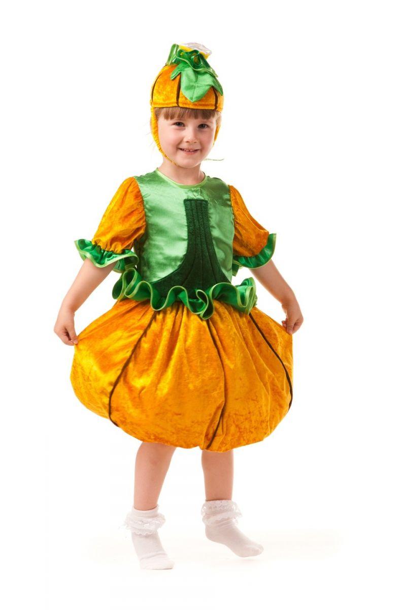 «Тыква» карнавальный костюм для девочки