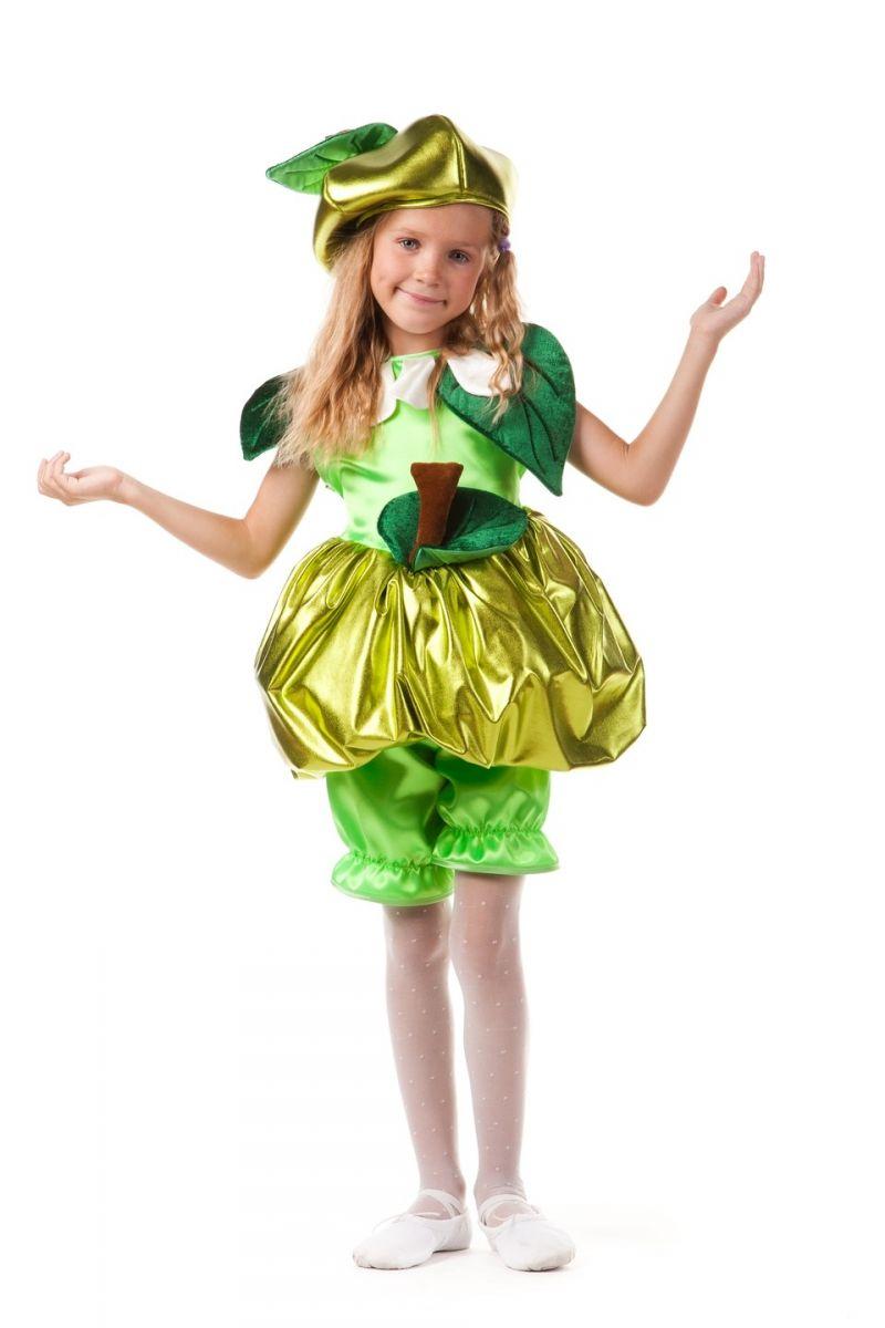 «Яблочко» карнавальный костюм для девочки