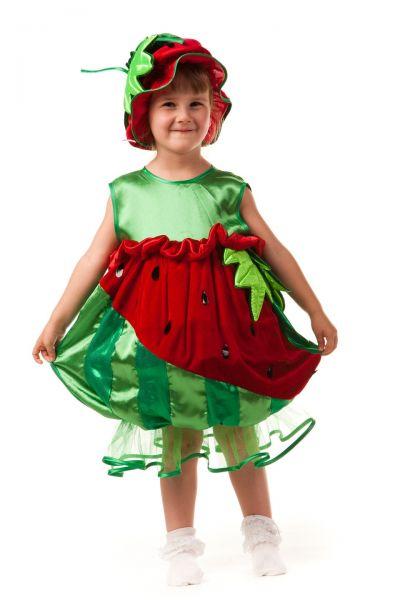 «Арбузик» карнавальный костюм для девочки