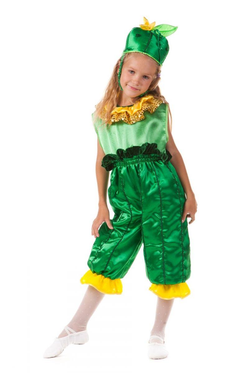 «Огурчик» карнавальный костюм для детей