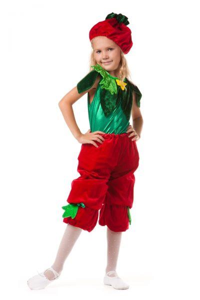 «Помидорчик» карнавальный костюм для детей