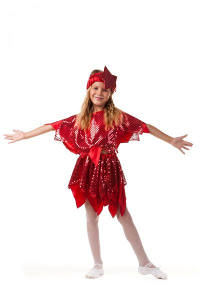 «Звезда» карнавальный костюм для девочки