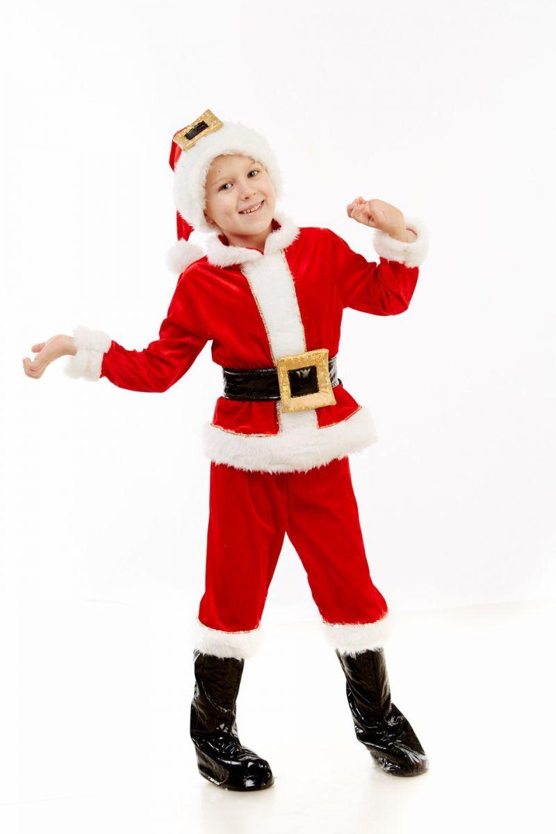 Масочка - «Санта-клаус» Карнавальный костюм для мальчика / фото №625