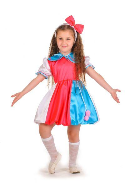 «Куколка розовая» карнавальный костюм для девочки