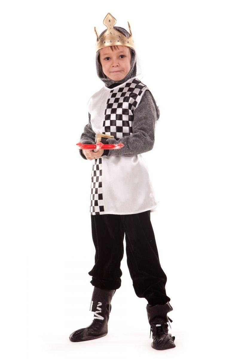«Рыцарь шахматный» карнавальный костюм для мальчика