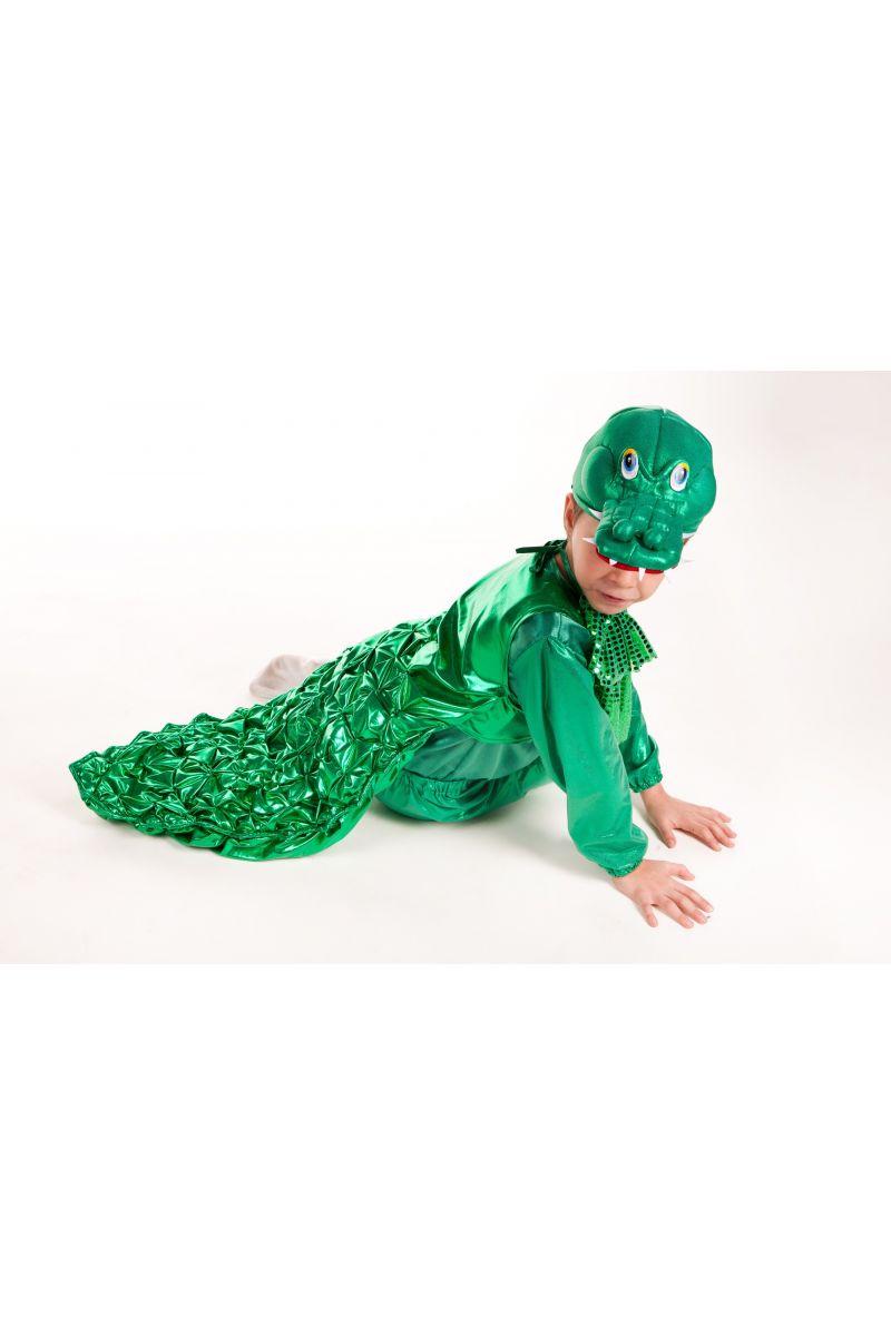 «Крокодил» карнавальный костюм для мальчика
